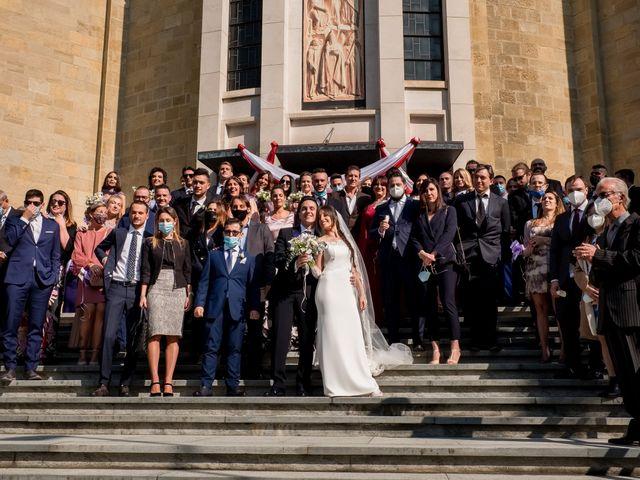 Il matrimonio di Mattia e Valentina a Bergamo, Bergamo 21