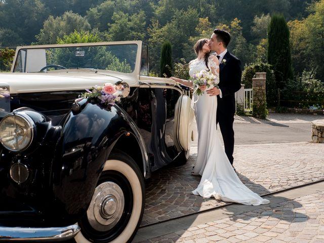 Il matrimonio di Mattia e Valentina a Bergamo, Bergamo 26