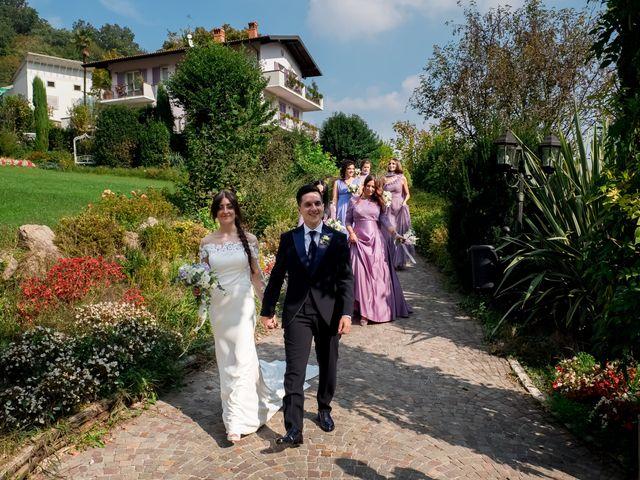 Il matrimonio di Mattia e Valentina a Bergamo, Bergamo 27