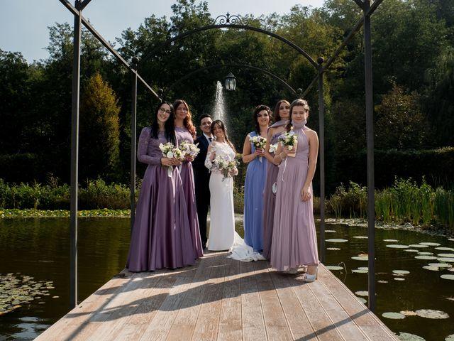 Il matrimonio di Mattia e Valentina a Bergamo, Bergamo 28