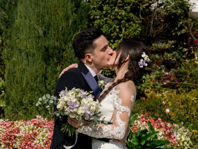 Il matrimonio di Mattia e Valentina a Bergamo, Bergamo 31