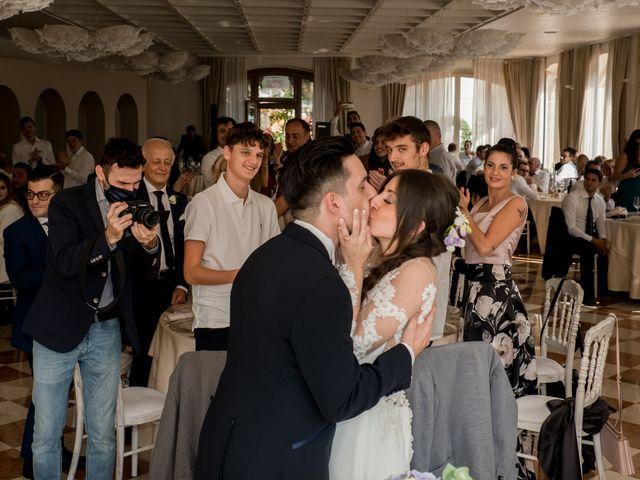 Il matrimonio di Mattia e Valentina a Bergamo, Bergamo 33