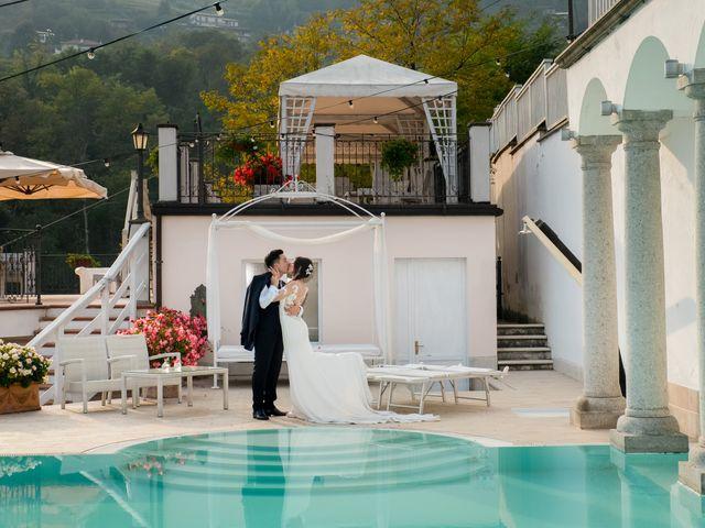 Il matrimonio di Mattia e Valentina a Bergamo, Bergamo 36