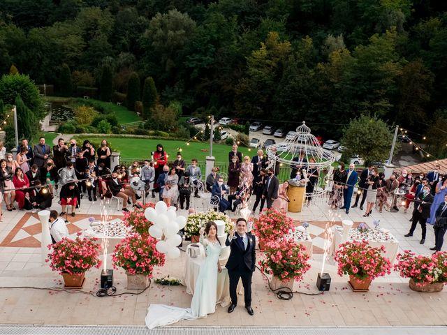Il matrimonio di Mattia e Valentina a Bergamo, Bergamo 41