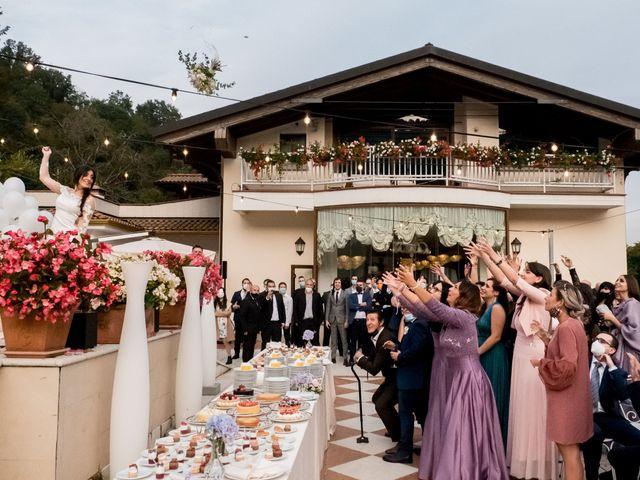 Il matrimonio di Mattia e Valentina a Bergamo, Bergamo 42