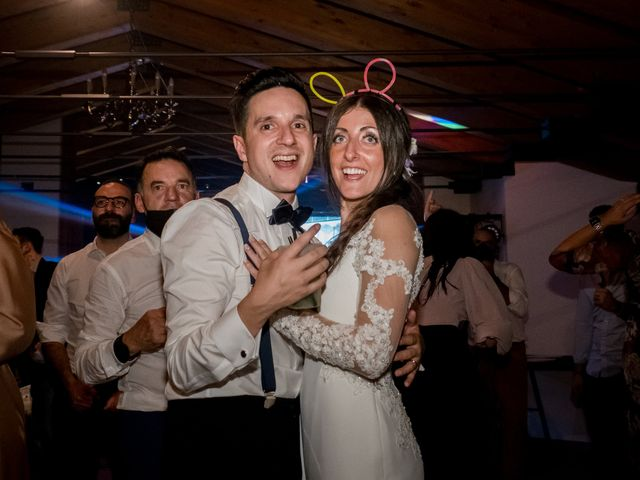 Il matrimonio di Mattia e Valentina a Bergamo, Bergamo 45