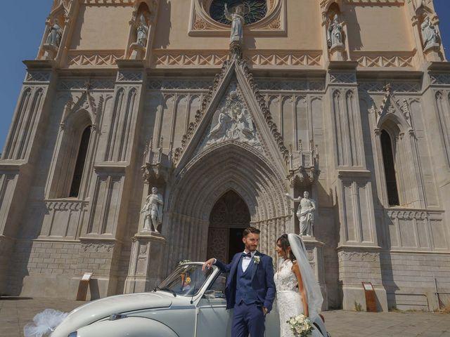 Il matrimonio di Luana e Gian Maria a Gaeta, Latina 35