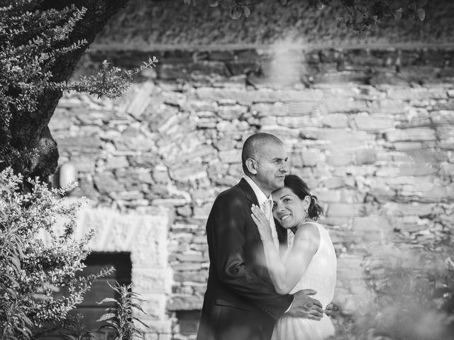 Le nozze di Cristiana e Mirko