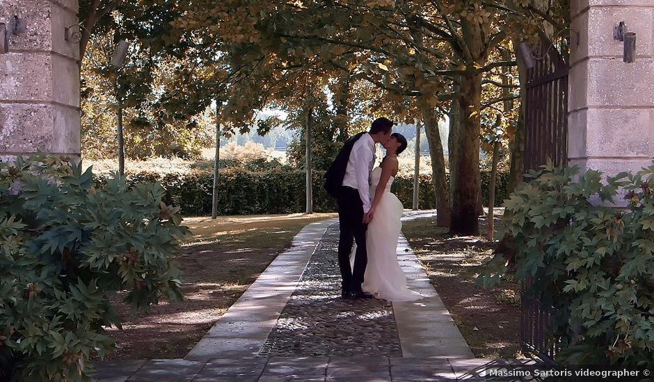 Il matrimonio di Massimo e Federica a Cavriana, Mantova