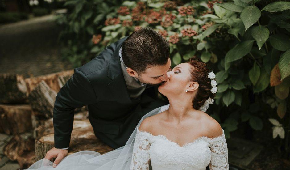 Il matrimonio di Daniel e Giulia a San Giorgio in Bosco, Padova