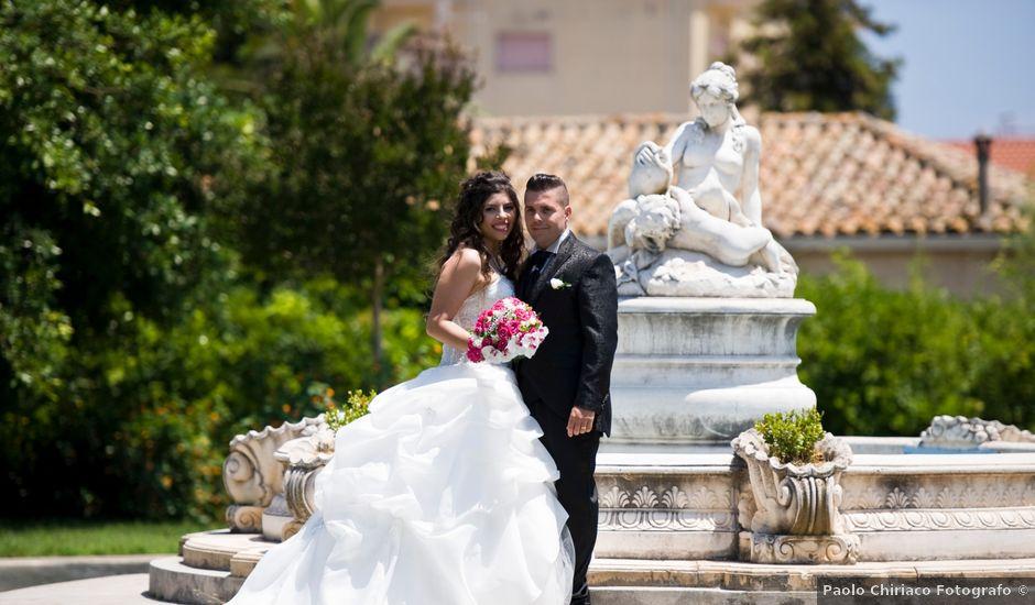 Il matrimonio di Paola e Vincenzo a Bova Marina, Reggio Calabria