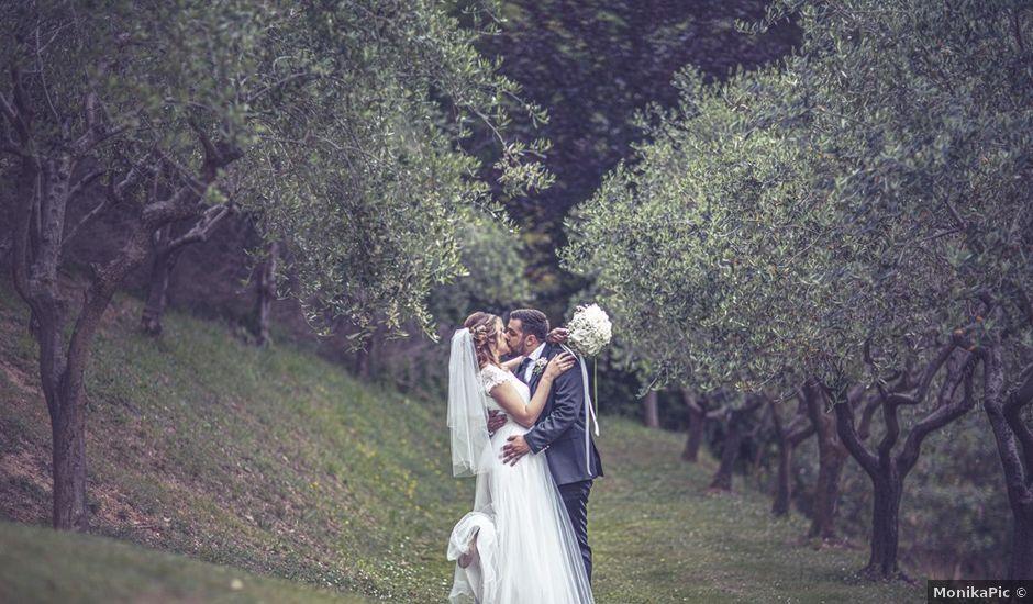 Il matrimonio di Aldo e Beatrice a Montevecchia, Lecco