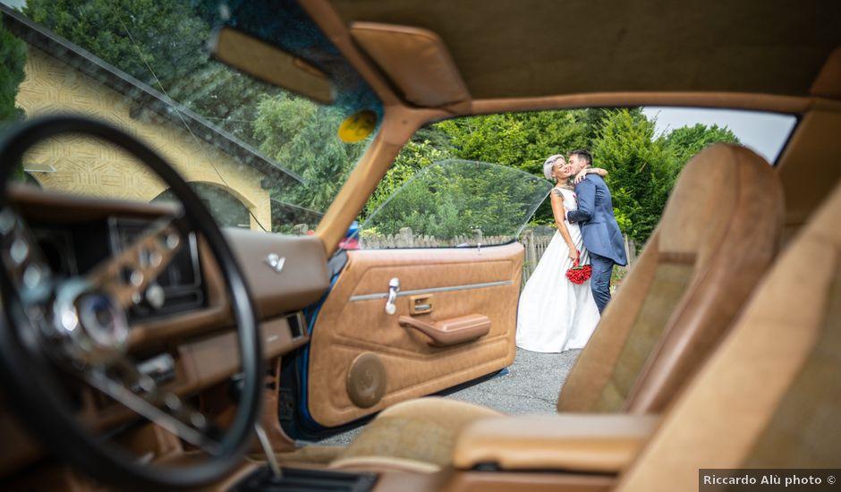 Il matrimonio di Danilo e Sabrina a Bricherasio, Torino