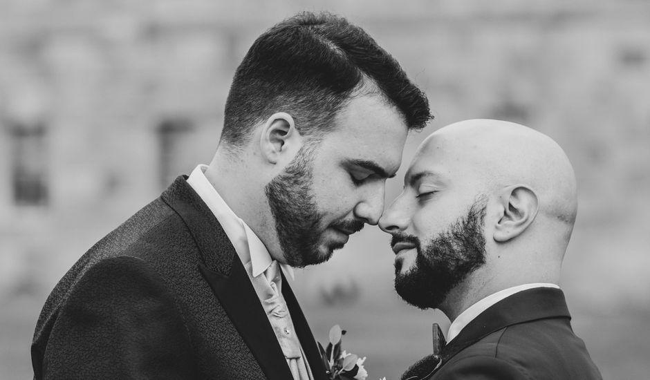 Il matrimonio di Francesco e Luca a Palermo, Palermo