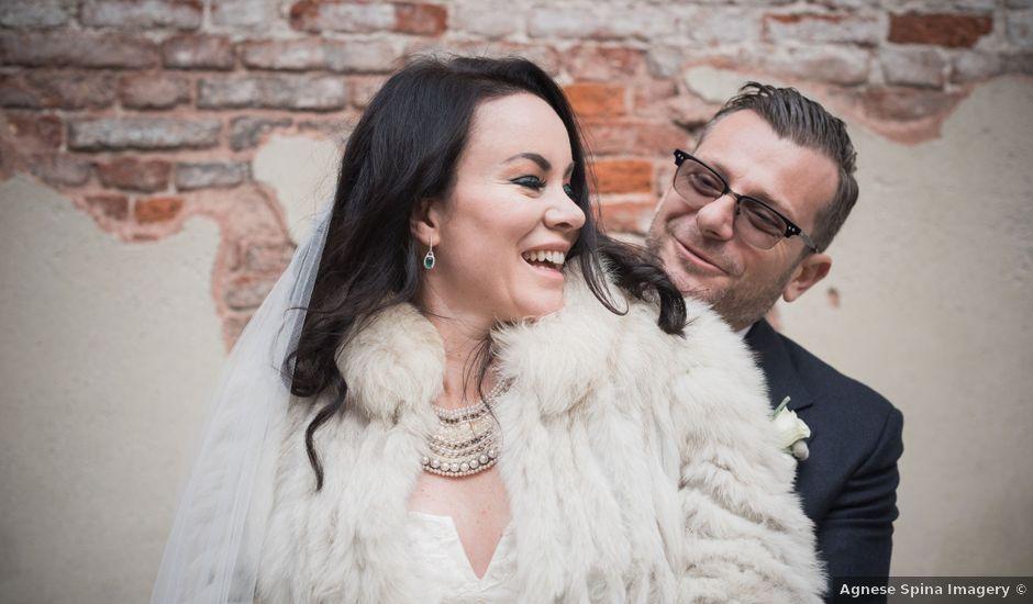 Il matrimonio di Jacopo e Leslie a Venezia, Venezia