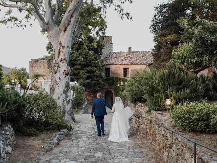 Le nozze di Maria Teresa e Nicodemo