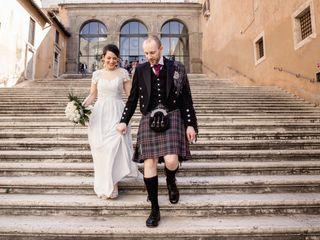 Le nozze di Melissa e Craig 3