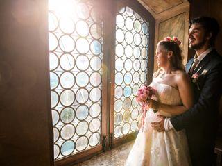 Le nozze di Samanta e Matej