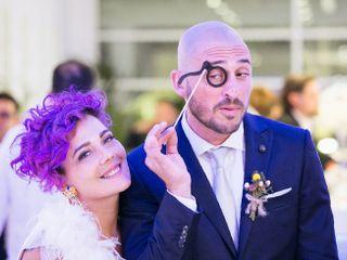 Le nozze di Rossella e Vanni
