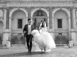 Le nozze di Laura e Valerio