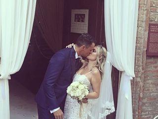 Le nozze di Chiara  e Matteo 3