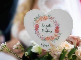 Le nozze di Daniele e Martina 1