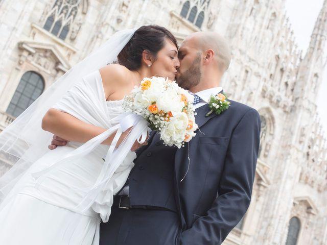 le nozze di Elena e Nicolò