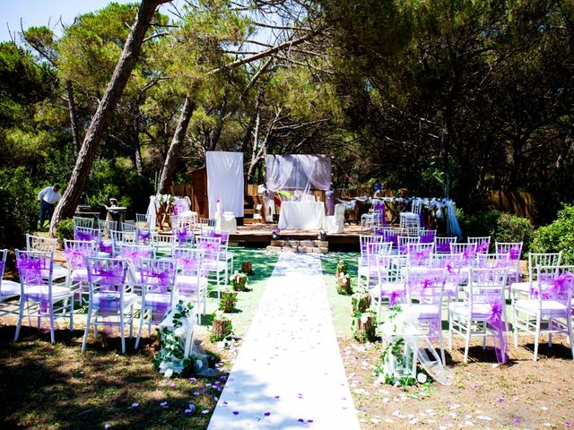 Il matrimonio di Marco e Tatiana a Montalto di Castro, Viterbo 12