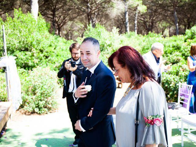 Il matrimonio di Marco e Tatiana a Montalto di Castro, Viterbo 15