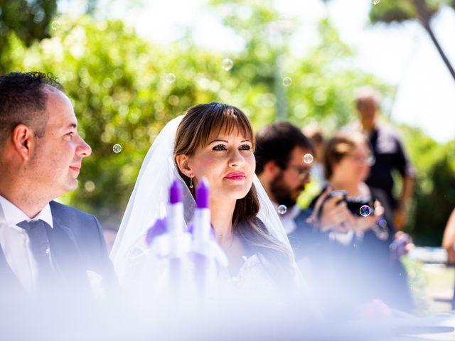 Il matrimonio di Marco e Tatiana a Montalto di Castro, Viterbo 19