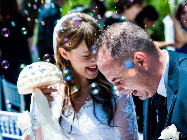 Il matrimonio di Marco e Tatiana a Montalto di Castro, Viterbo 2