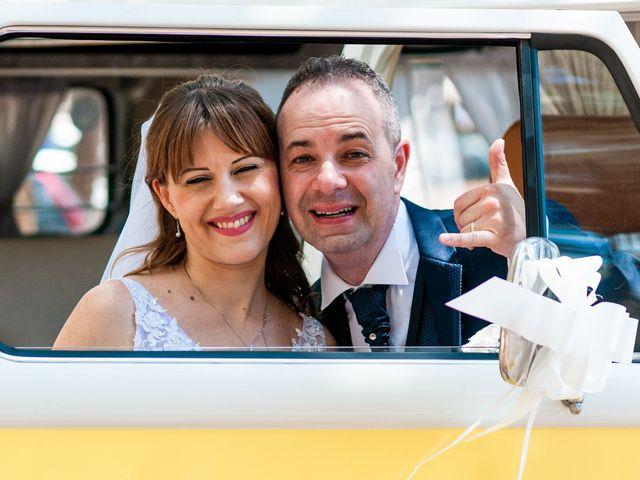Il matrimonio di Marco e Tatiana a Montalto di Castro, Viterbo 22