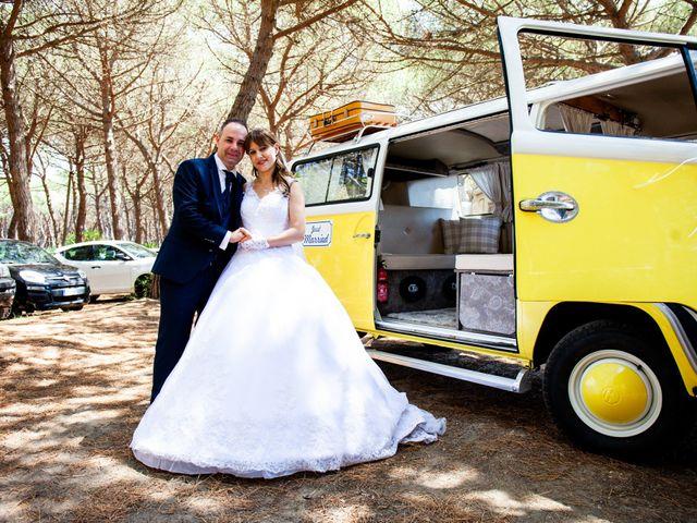Il matrimonio di Marco e Tatiana a Montalto di Castro, Viterbo 23