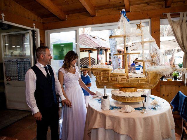 Il matrimonio di Marco e Tatiana a Montalto di Castro, Viterbo 32