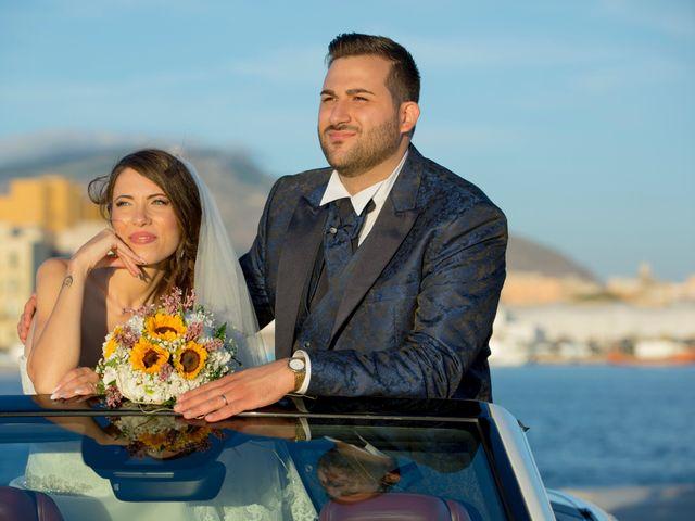 Il matrimonio di Alessandro e Federica a Trapani, Trapani 41