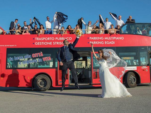 Il matrimonio di Alessandro e Federica a Trapani, Trapani 60