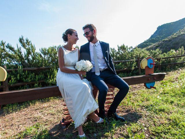le nozze di Enrica e Riccardo