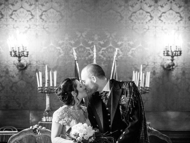 Il matrimonio di Craig e Melissa a Roma, Roma 5