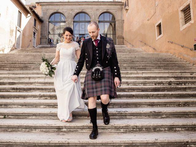 Il matrimonio di Craig e Melissa a Roma, Roma 6