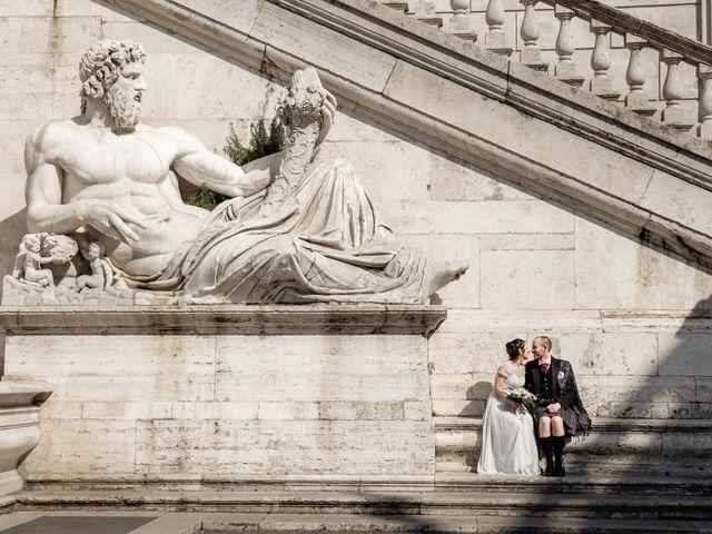 Il matrimonio di Craig e Melissa a Roma, Roma 2