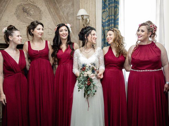 Il matrimonio di Craig e Melissa a Roma, Roma 22