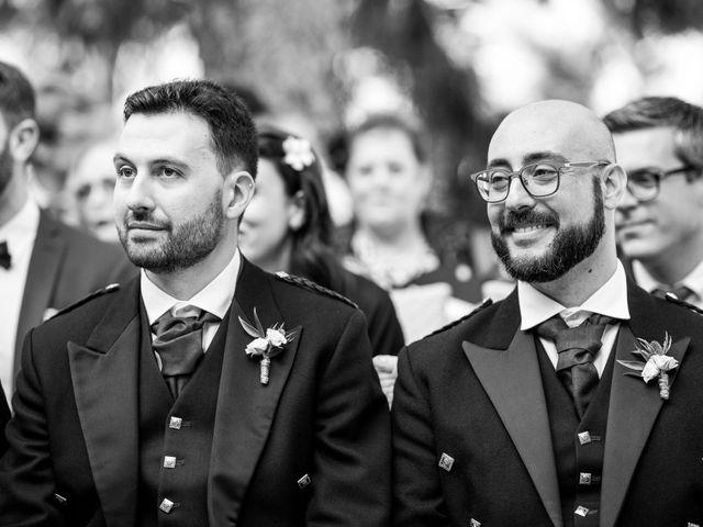 Il matrimonio di Craig e Melissa a Roma, Roma 29