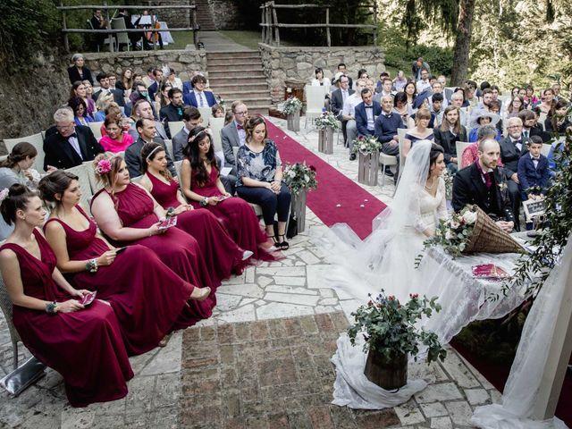 Il matrimonio di Craig e Melissa a Roma, Roma 30