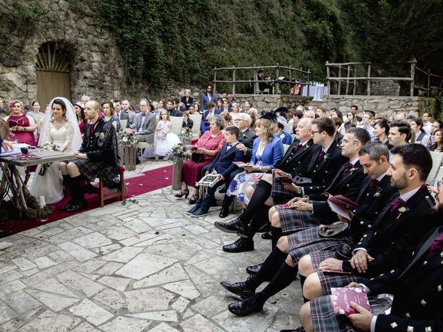 Il matrimonio di Craig e Melissa a Roma, Roma 34