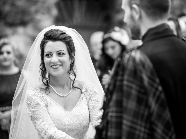 Il matrimonio di Craig e Melissa a Roma, Roma 36