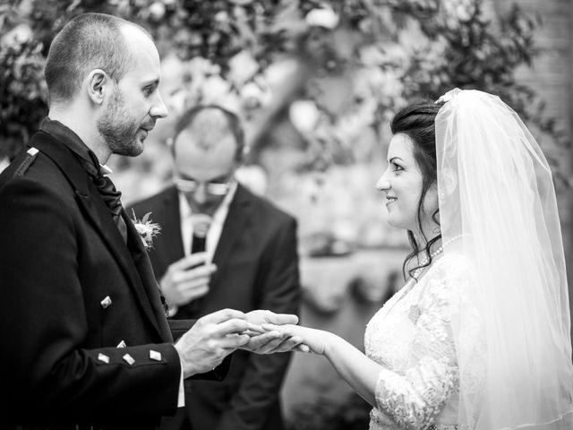 Il matrimonio di Craig e Melissa a Roma, Roma 38