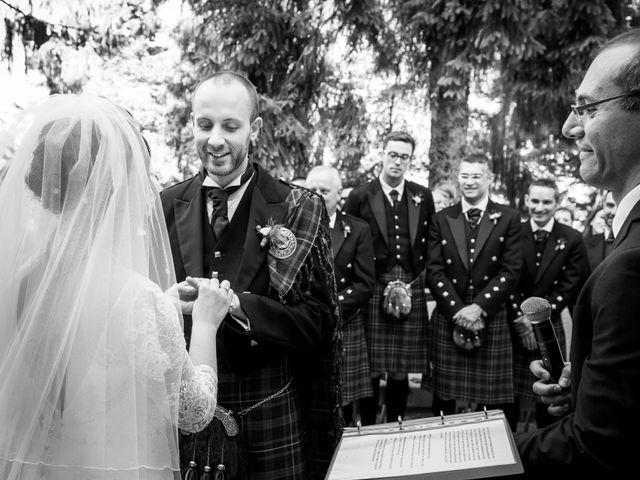 Il matrimonio di Craig e Melissa a Roma, Roma 40