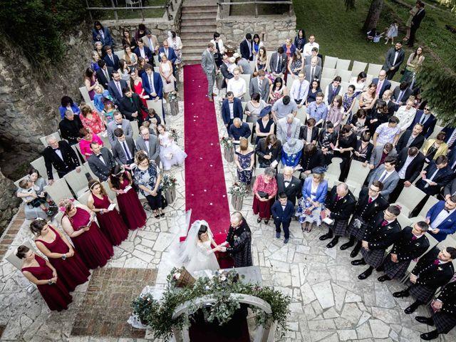 Il matrimonio di Craig e Melissa a Roma, Roma 41