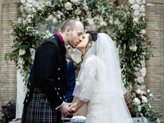 Il matrimonio di Craig e Melissa a Roma, Roma 42