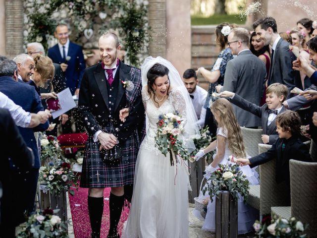 Il matrimonio di Craig e Melissa a Roma, Roma 43